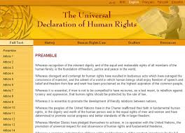 useful internet resources journalism subject guide research the universal declaration of human rights united nations