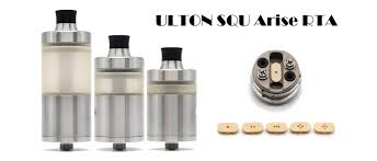 ULTON - Ultra Manufacturer for Tons <b>of</b> Vapers