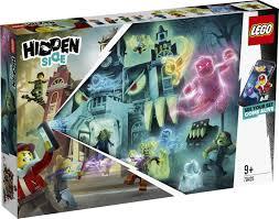 Конструктор <b>LEGO Hidden Side</b> 70425 <b>Школа</b> с привидениями ...