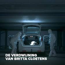 De Verdwijning van Britta Cloetens