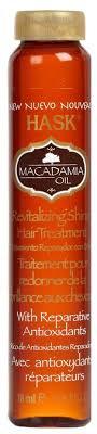 <b>Масло</b> для волос <b>Hask Macadamia Oil</b> Revitalizing Shine Hair ...