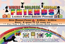 where children become friends port ny group family day care where children become friends