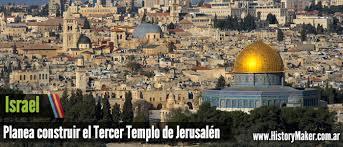 Resultado de imagen para el tercer templo de jerusalen anticristo
