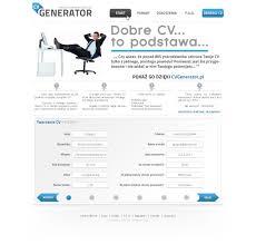 cv generator tk cv generator