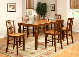 high dining tables and stools