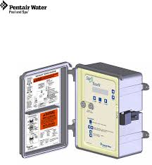 pentair network card pool and spa control system suntouch pdf pool and spa control system suntouch