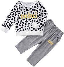 Kids Toddler Baby Girls Shorts Outfits Set Leopard ... - Amazon.com