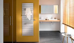 towel radiator metal contemporary bathroom