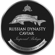 Товарный знак <b>RUSSIAN DYNASTY</b> CAVIAR Imperial Beluga ...