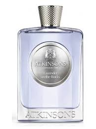 <b>Atkinsons</b> - <b>Lavender on the</b> Rocks EdP 100ml
