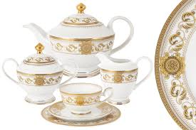 <b>Чайный сервиз Midori Эрмитаж</b> 23 предмета на 6 персон (57618al)