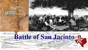 「1836, Texas Revolution, Battle of San Jacinto」の画像検索結果