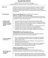 comprehensive marketing manager resume example com marketing manager resume example