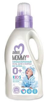 Купить Гель для <b>стирки Aware</b> Mommy для детской одежды без ...
