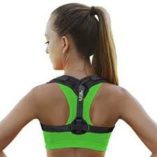 <b>Posture Corrector</b> for <b>Women</b> and Men – Durable, Padded, and ...