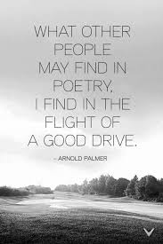 Quote from Arnold Palmer #Golf | Golf | Pinterest | Arnold Palmer ...