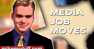 mikemcguff.com: Texas TV & radio job moves March 2016