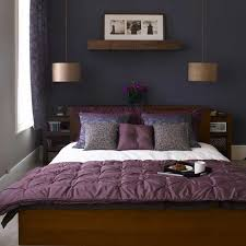 breathtaking small master bedroom ideas with queen sized beds and purple bedcover cushion also blue combining bedrooms breathtaking small bedroom layout