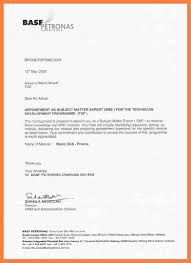 mba recommendation letter tips cover letter database 6 appointment letter appointmentletters