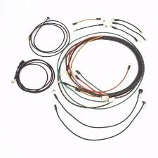 allis chalmers wd wd gas negative battery cable the allis chalmers wd45 diesel complete wire harness