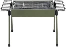 akasaw98 Large Fold Barbecue Charcoal Grill Stove ... - Amazon.com