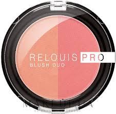 Relouis Pro <b>Blush</b> Duo - <b>Румяна компактные</b>: купить по лучшей ...
