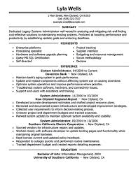 windows system administrator resumes   uhpy is resume in you system administrator resume sample and tips