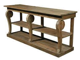 furniture old wood console table with storage for small hallway spaces made from reclaimed ideas affordable reclaimed wood furniture