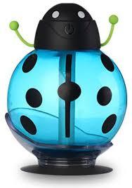 Heating, Cooling & Air <b>Portable Mini LED</b> Humidifier Car Air Purifier ...