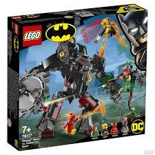 <b>Конструктор LEGO</b> 76117 Super Heroes <b>Робот Бэтмена</b> против ...