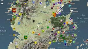 game of thrones map braavos braavos map game thrones