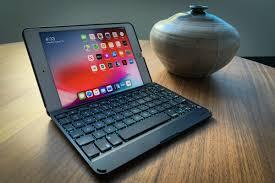 Zagg Folio <b>keyboard case</b> for iPad mini 5 review | Macworld
