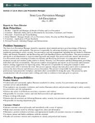 store manager job description resume   best resume galleryrestaurant assistant manager job description resume  retail management responsibilities resume