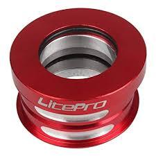 44mm Aluminum Folding <b>Bike Headset Internal</b> Sealed <b>Bearing</b> ...
