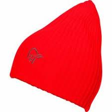 «<b>Шапка Norrona 29</b> Fisherman Beanie красный ONE ...