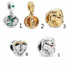 2019 New 925 Sterling Silver Lion King Simba Charm Fit ... - Vova