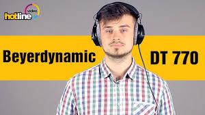 <b>Beyerdynamic DT</b> 770 PRO 250 Ohm - обзор полноразмерных ...