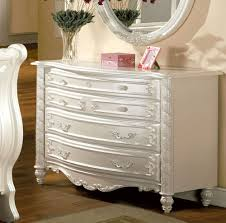 furniture of america cm7226d alexandra pearl white girls dresser alexandra furniture