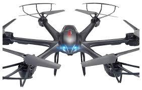 Купить <b>радиоуправляемый квадрокоптер MJX</b> X601H FPV с ...