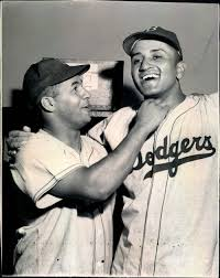 black people have been playing baseball for nearly years when catcher roy campanella and pitcher don newcombe
