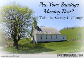 Image result for Is  Sunday a day of rest for me pictures