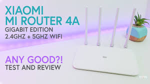 Xiaomi <b>Mi Router 4A</b> GIGABIT Review & Test (ANY GOOD ...