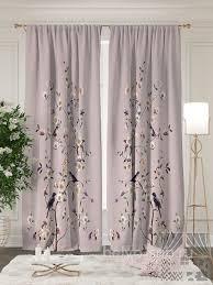 Комплект для спальни <b>Rovena</b> (<b>пыльная роза</b>) | Комплекты штор ...