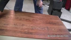 Restaining Kitchen Table Refinishing A Wood Table Youtube