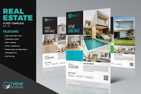 open house flyer photos graphics fonts themes templates real estate flyer template