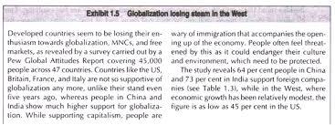 essay on globalization and businessglobalization is frequently criticized on several grounds as discussed below