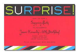 surprise party invitation word templates com th invitation templates invitations together n