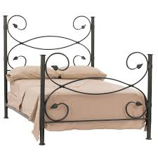 image of fantastic queen wrought iron bed bedroom endearing rod iron