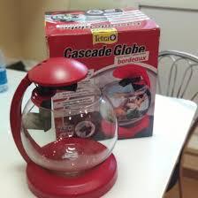 <b>Комплекс Tetra Cascade</b> Globe <b>аквариумный</b> красный – купить в ...