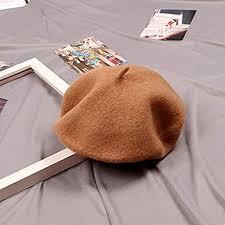 Cute Baby <b>Hat</b> Girl Autumn Winter <b>Hat</b> Toddler Girl <b>Beret Hat</b> Kid ...